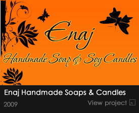 Enage Handmade Soaps & Candles